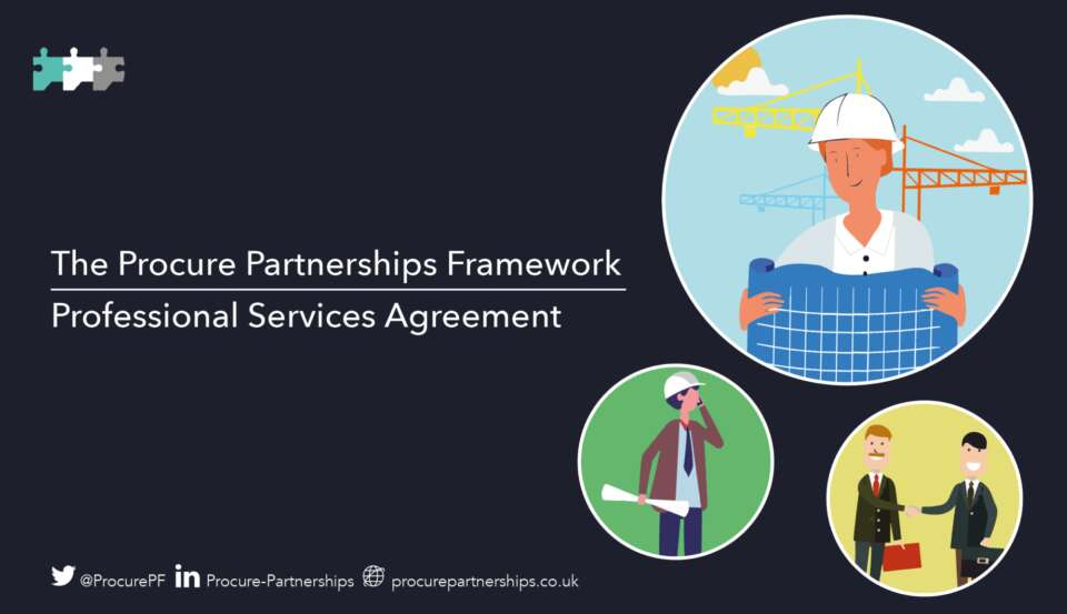 Gillespies appointed on all 11 regions of the Procure Partnerships Professional Services Framework
