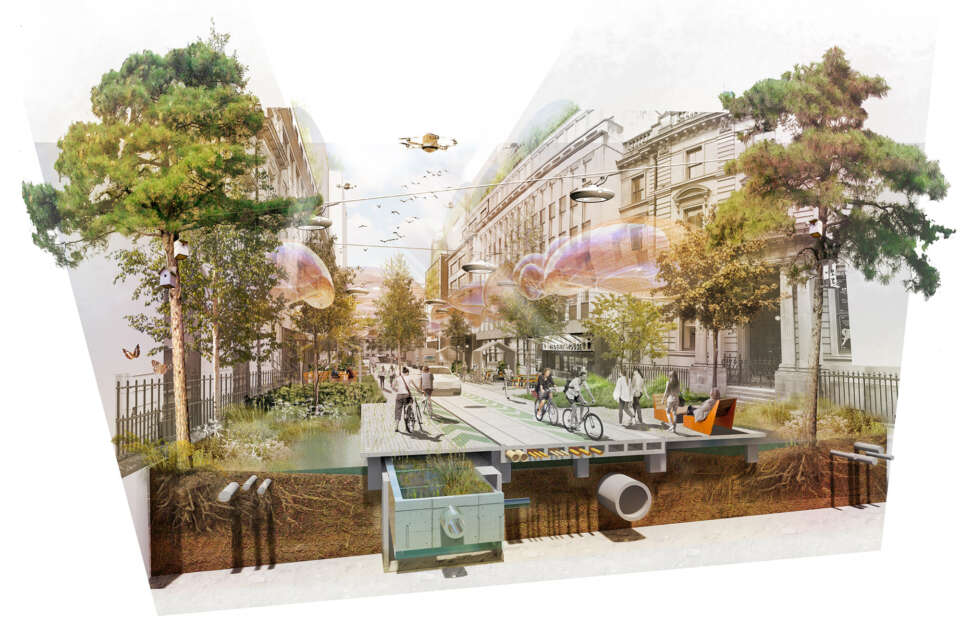 Back Down to Earth picks up a World Landscape Architecture Award