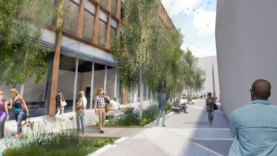 Unanimous approval for the Birkenhead Town Centre Regeneration Masterplan