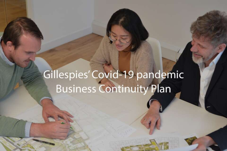 Gillespies' Covid-19 pandemic Business Continuity Plan