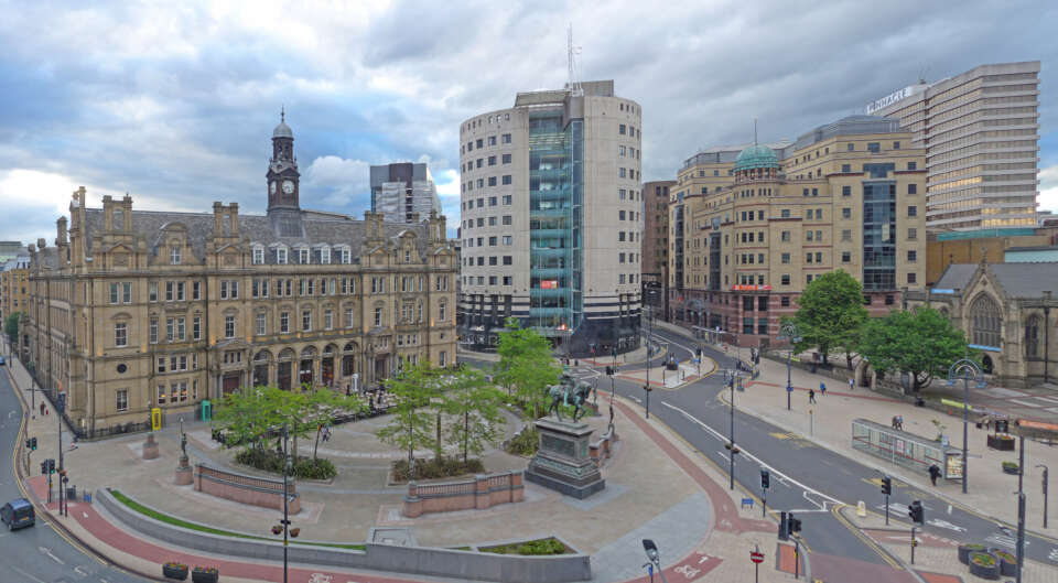 Gillespies shortlisted for Leeds City Square Competition
