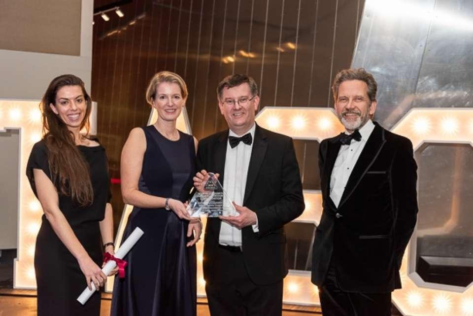 Civic Trust Award Commendations for Aldgate Square