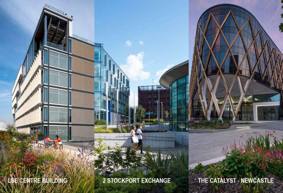 Three projects named Civic Trust Award Regional Finalists