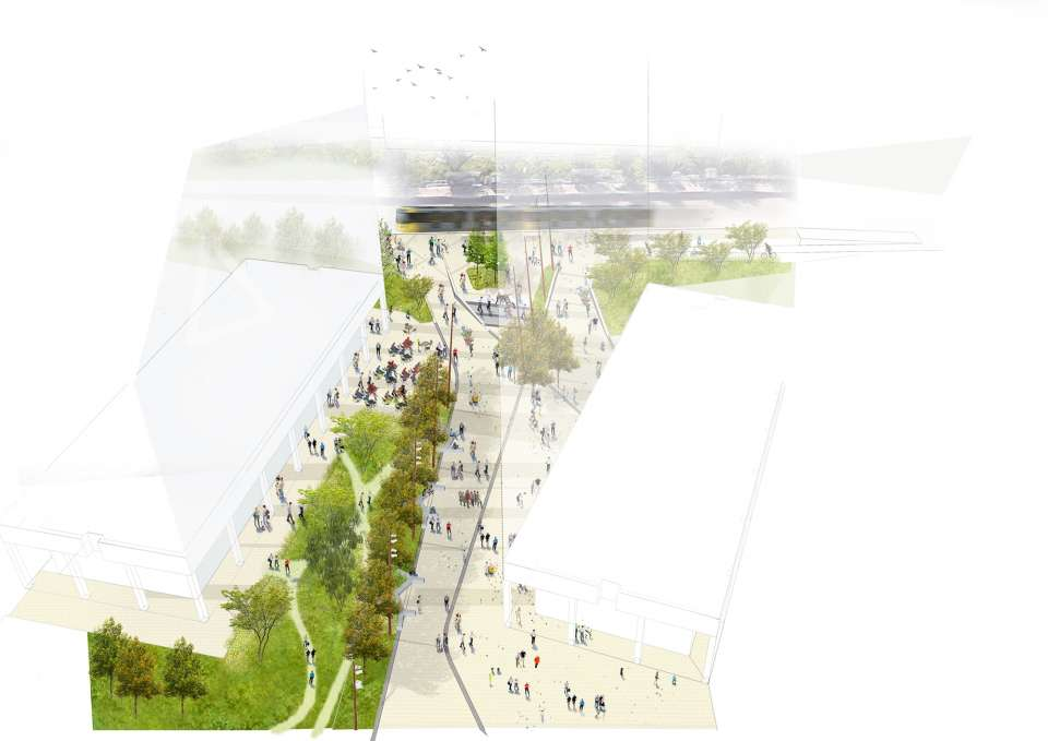 Plans submitted for Michigan Avenue at MediaCityUK