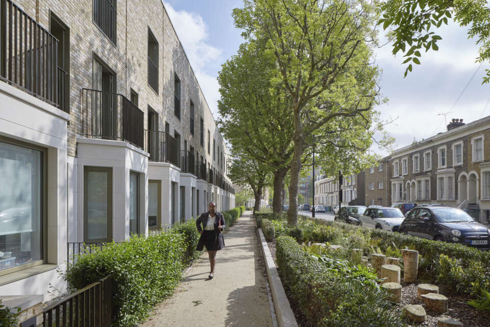 NLA Zero Carbon London report features four Gillespies projects