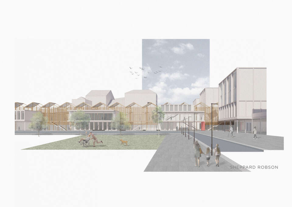 Gillespies part of team delivering ambitious North Manchester General Hospital vision