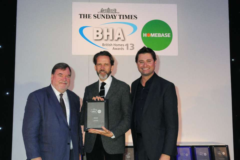 Sunday Times British Homes Awards 2013: Gillespies' work recognised