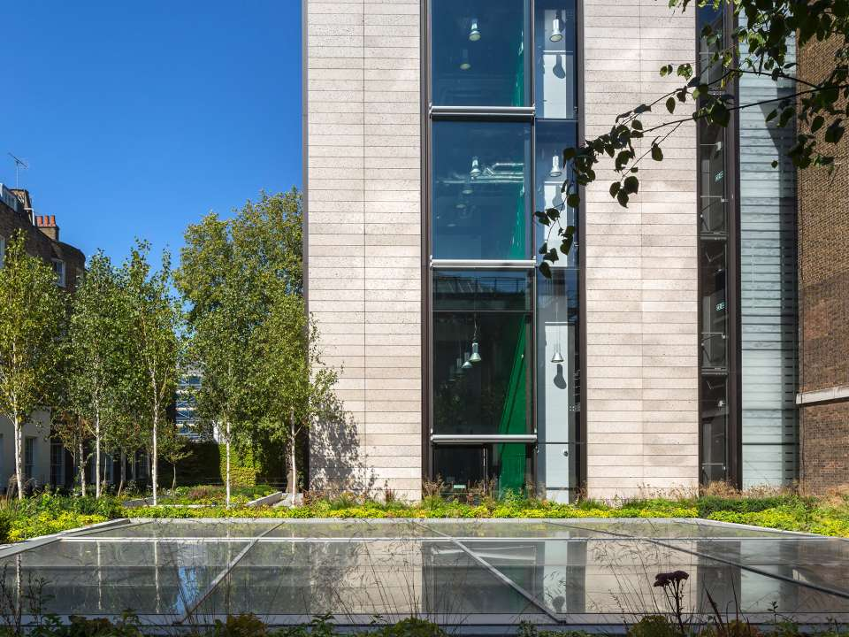 Gillespies delivers landscape design for five RIBA award-winning projects