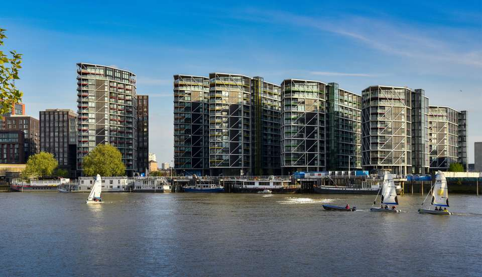 Riverlight opens as part of The London Festival of Architecture