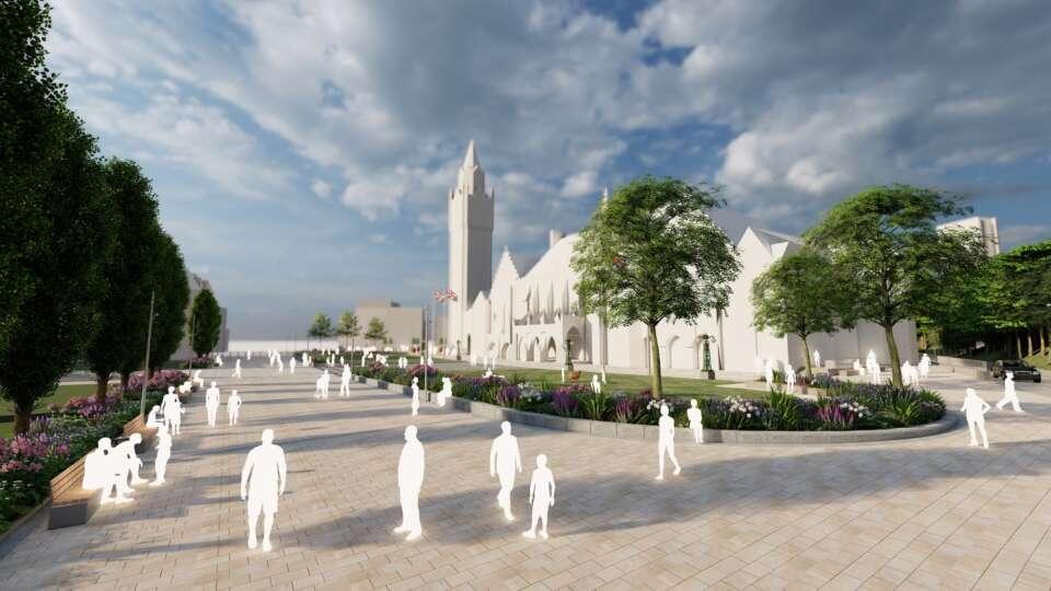 Rochdale Town Hall takes major step forward