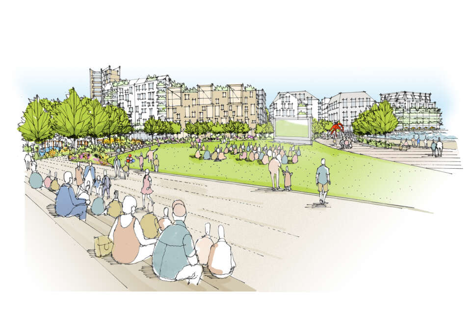 Second Stage of Public Consultation for Southwest St Helier Waterfront