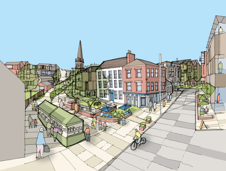 Stoneygate Plans Adopted
