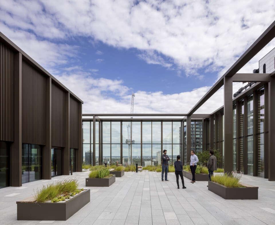 M7 Offices Stratford scoops Principal Award at this year's National Bali Awards