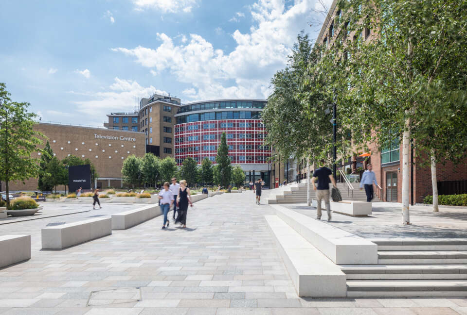 Television Centre wins Place of the Year at The Pineapple Awards
