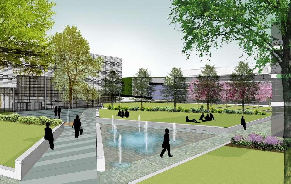 Campus for Manchester Metropolitan University set to be the UK's greenest