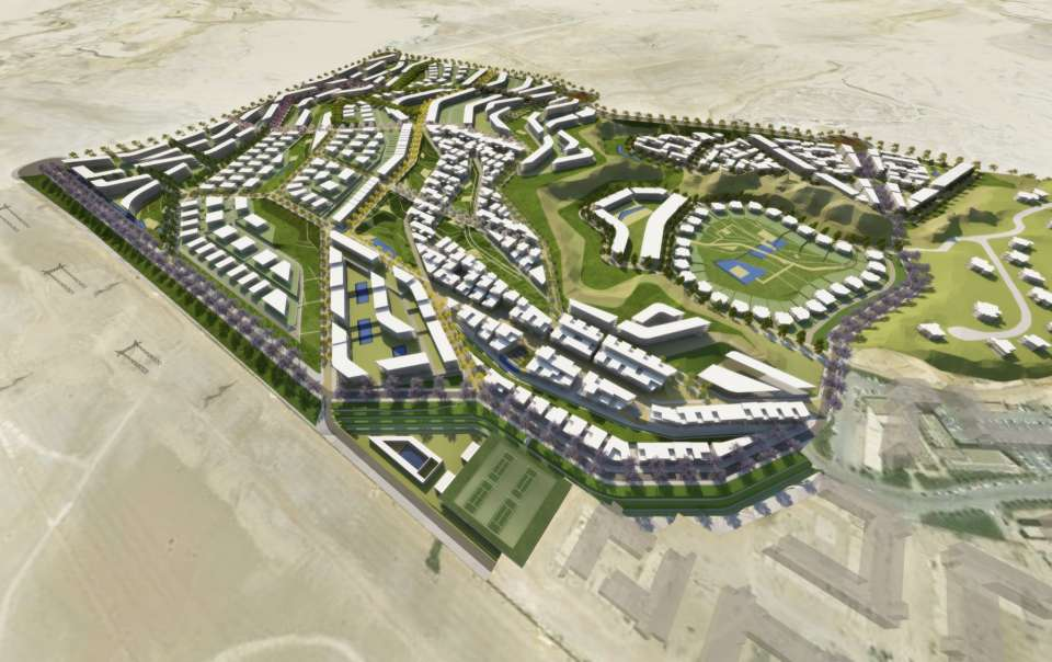 Design Team Appointed For a New Community To The West of Cairo