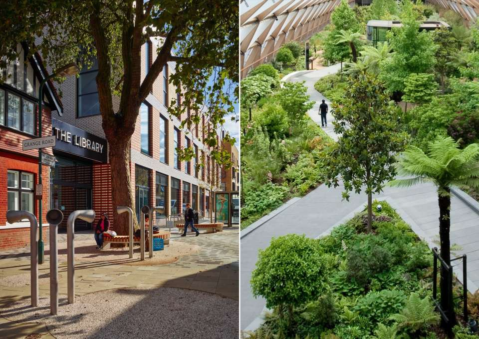 Two projects shortlisted for 2016 WAF Awards