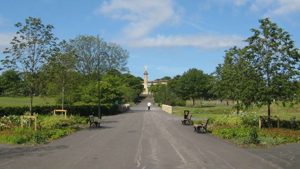 Greenhead Park in Huddersfield Rated Excellent by TripAdvisor!