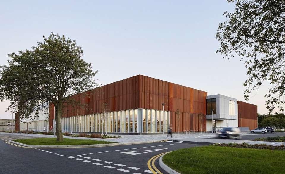 Hebburn Central wins a RIBA National Award