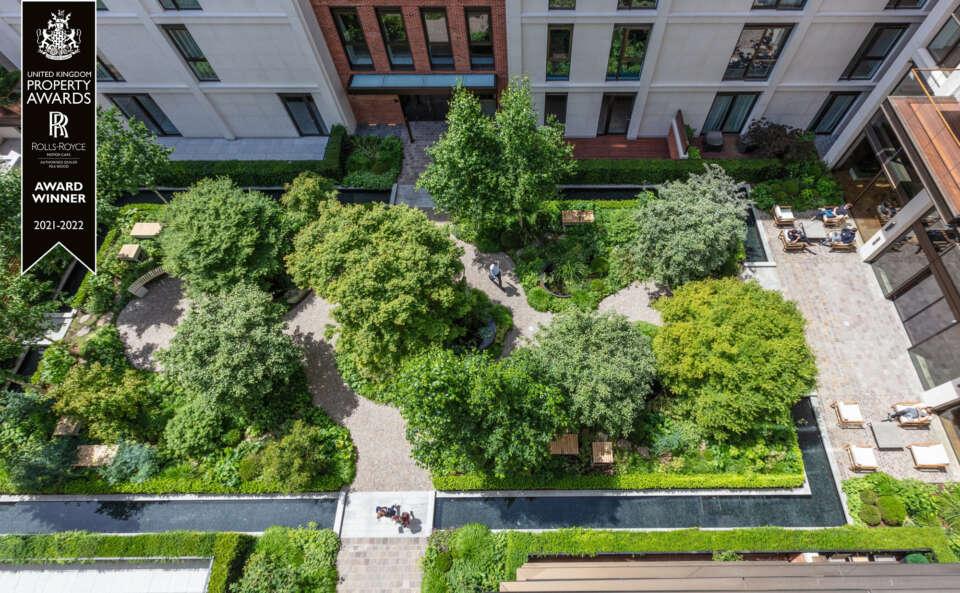 Holland Park Villas wins an International Property Award