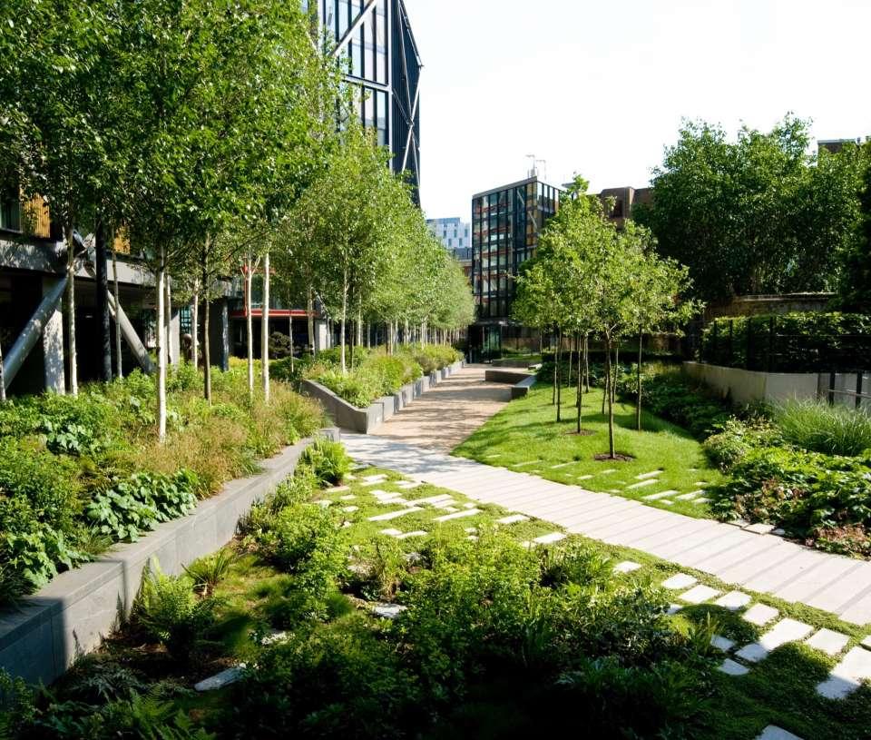 Landscape Institute Awards 2013