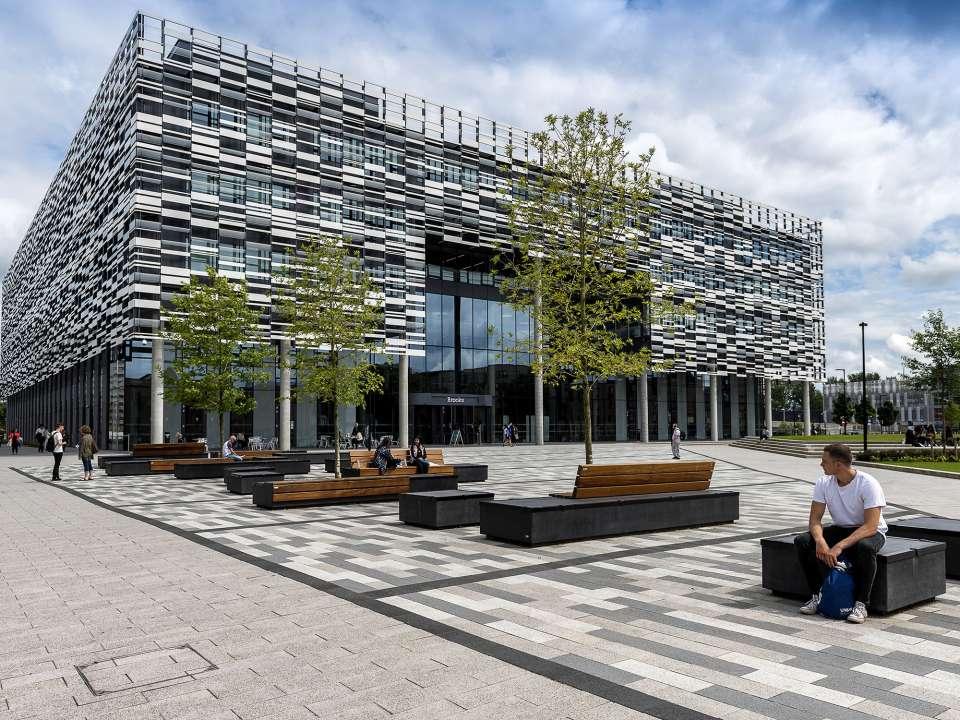 Campus opens for Manchester Metropolitan University