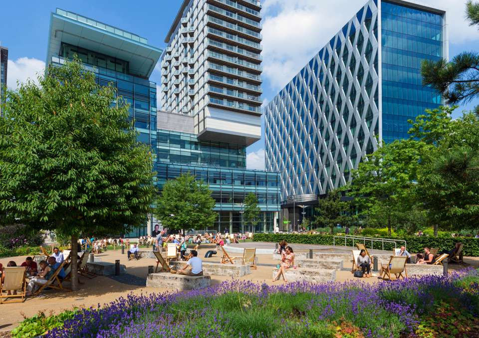 MediaCityUK joins a great line-up for the 2017 Landscape Institute Conference – Landscape as Infrastructure