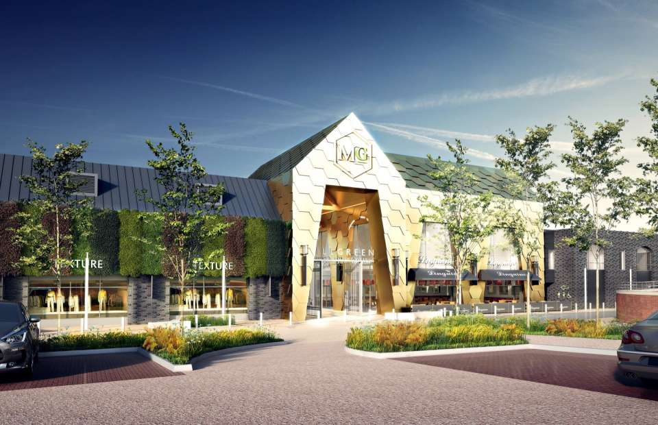 Mill Green secures planning