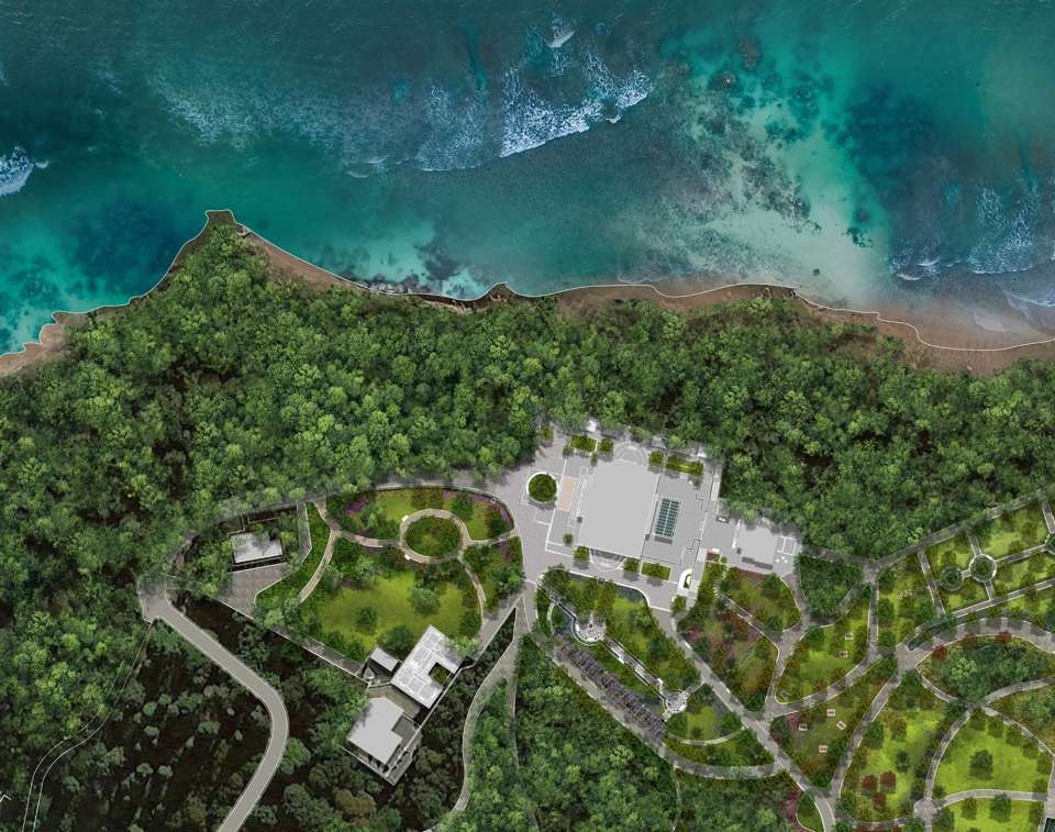 First look at the revitalisation of Mon Repos Gardens