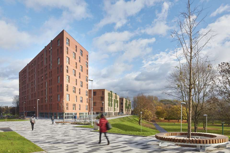 Peel Park Quarter scoops 'Student Accommodation Development of the Year' at the North West Residential Property Awards