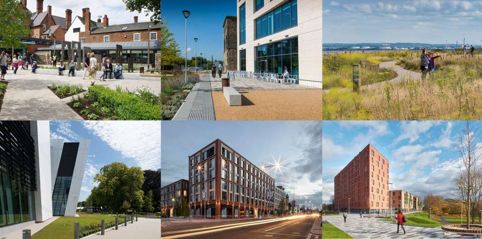 Six projects shortlisted for RICS Awards 2016