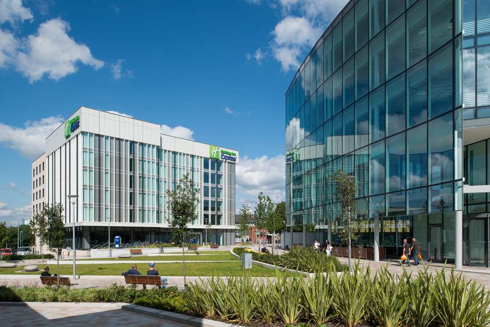 Stockport Exchange Phase 2 shortlisted for two RICS North West Awards