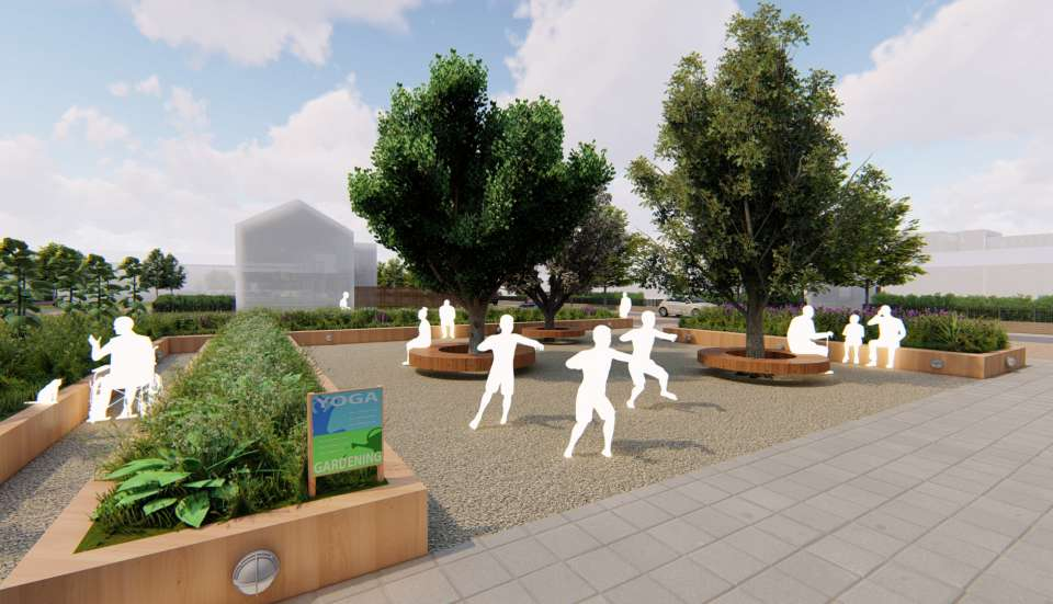 First images revealed of the regeneration plans for Stonedale Crescent in Croxteth, Liverpool