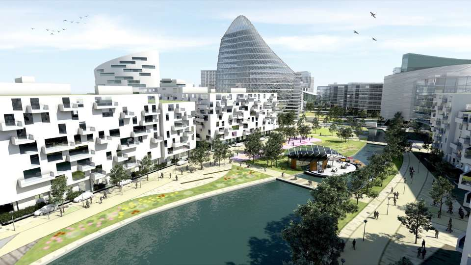 £1bn Trafford Waters plans unveiled