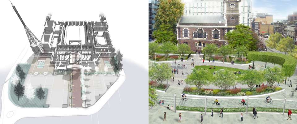 Two project wins at the New London Awards 2015