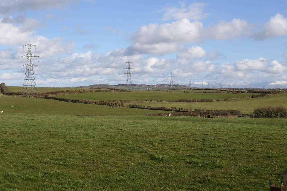 Wylfa Newydd pylon route published as consultation is launched