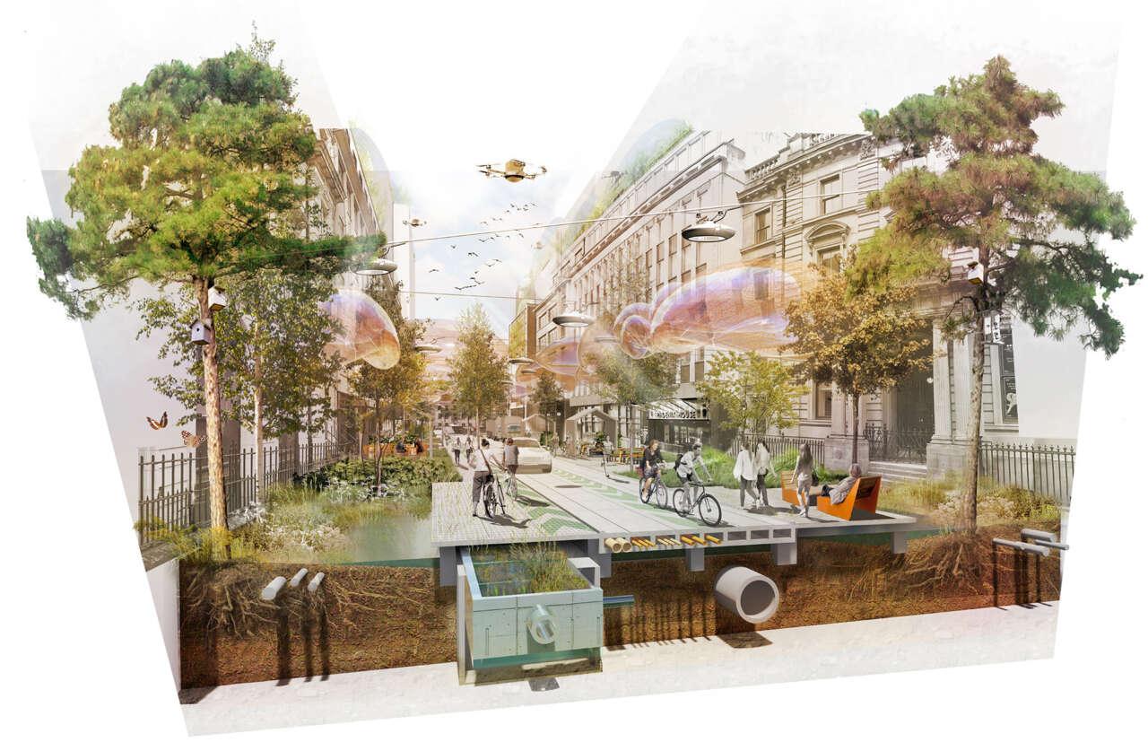 Gillespies makes 2021 World Landscape Architecture Shortlist