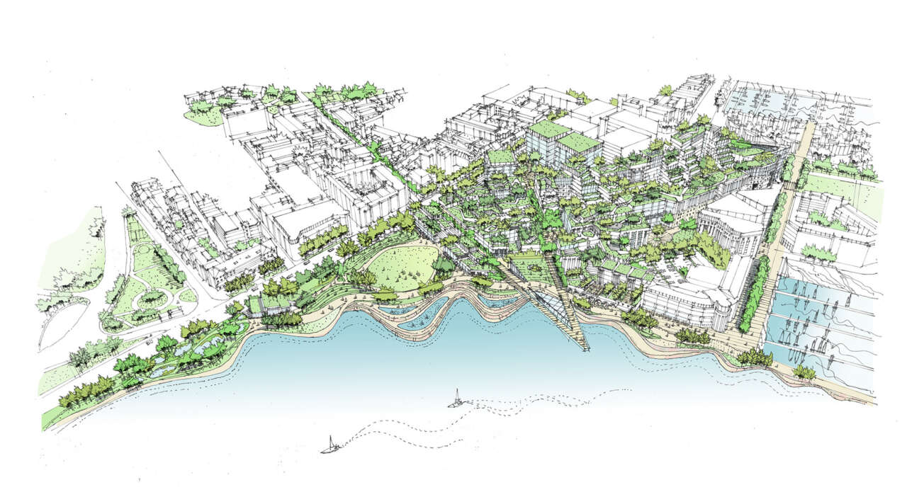 Consultation process begins for St Helier Waterfront transformation