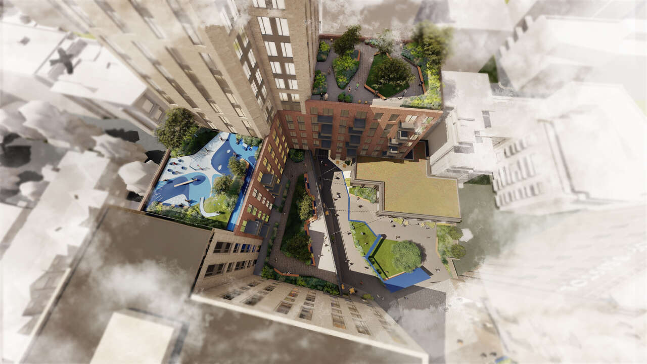 Plans approved for the restoration of the historic Soapworks in Bristol into a landmark green mixed-use district.