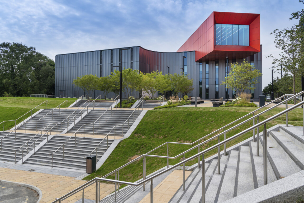 Carnegie Teaching and Research Building (CTAR)
