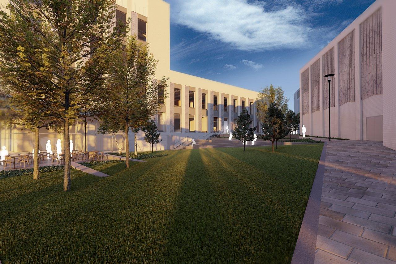 LJMU Copperas Hill Campus