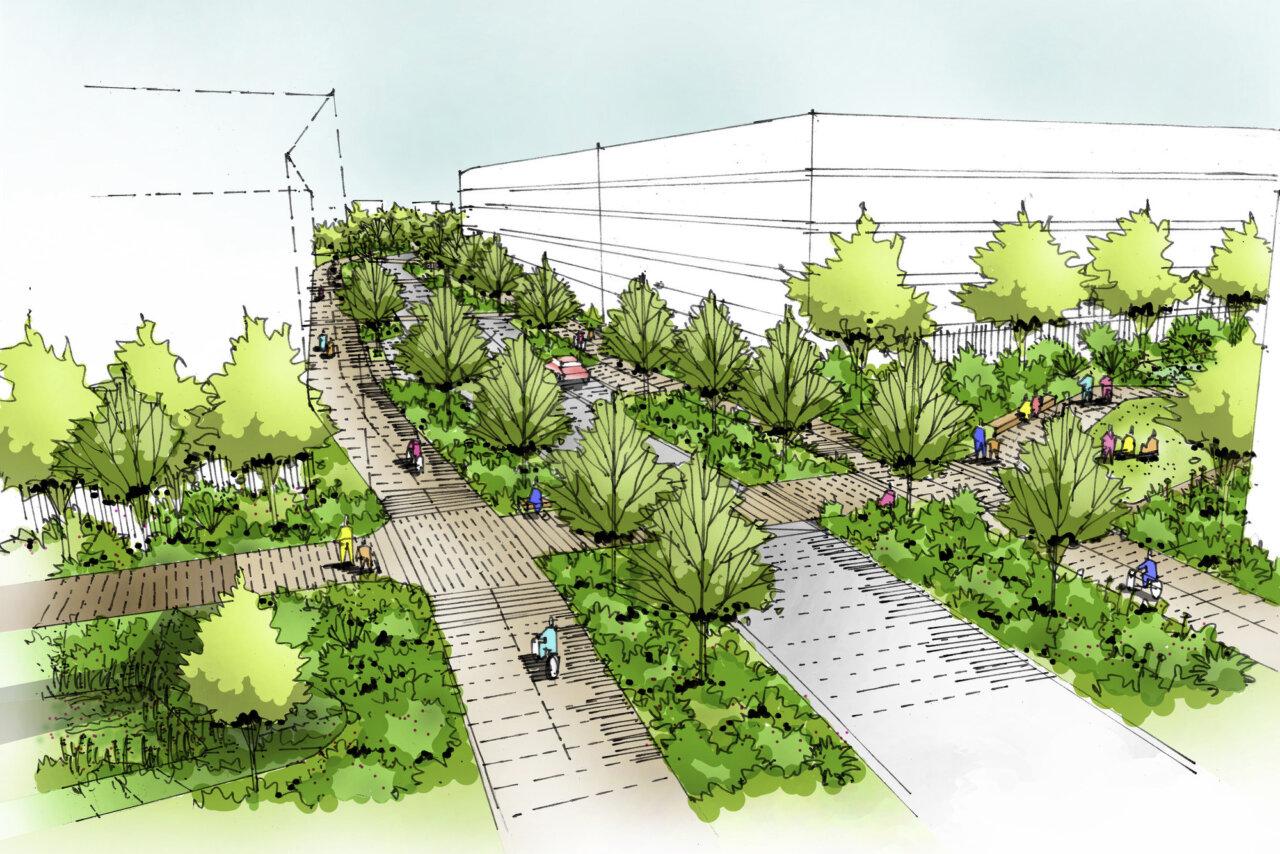 Eddington Sustainable Community
