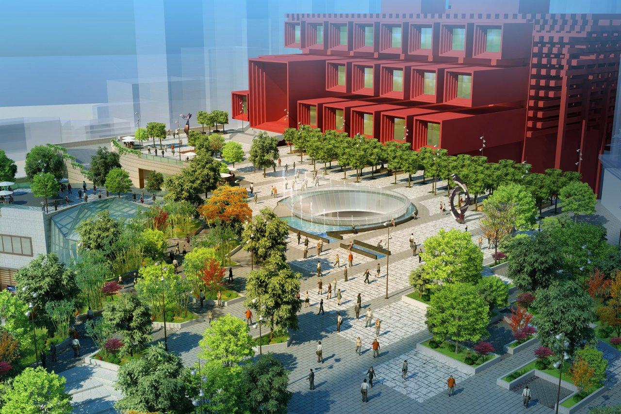 国泰广场, 重庆