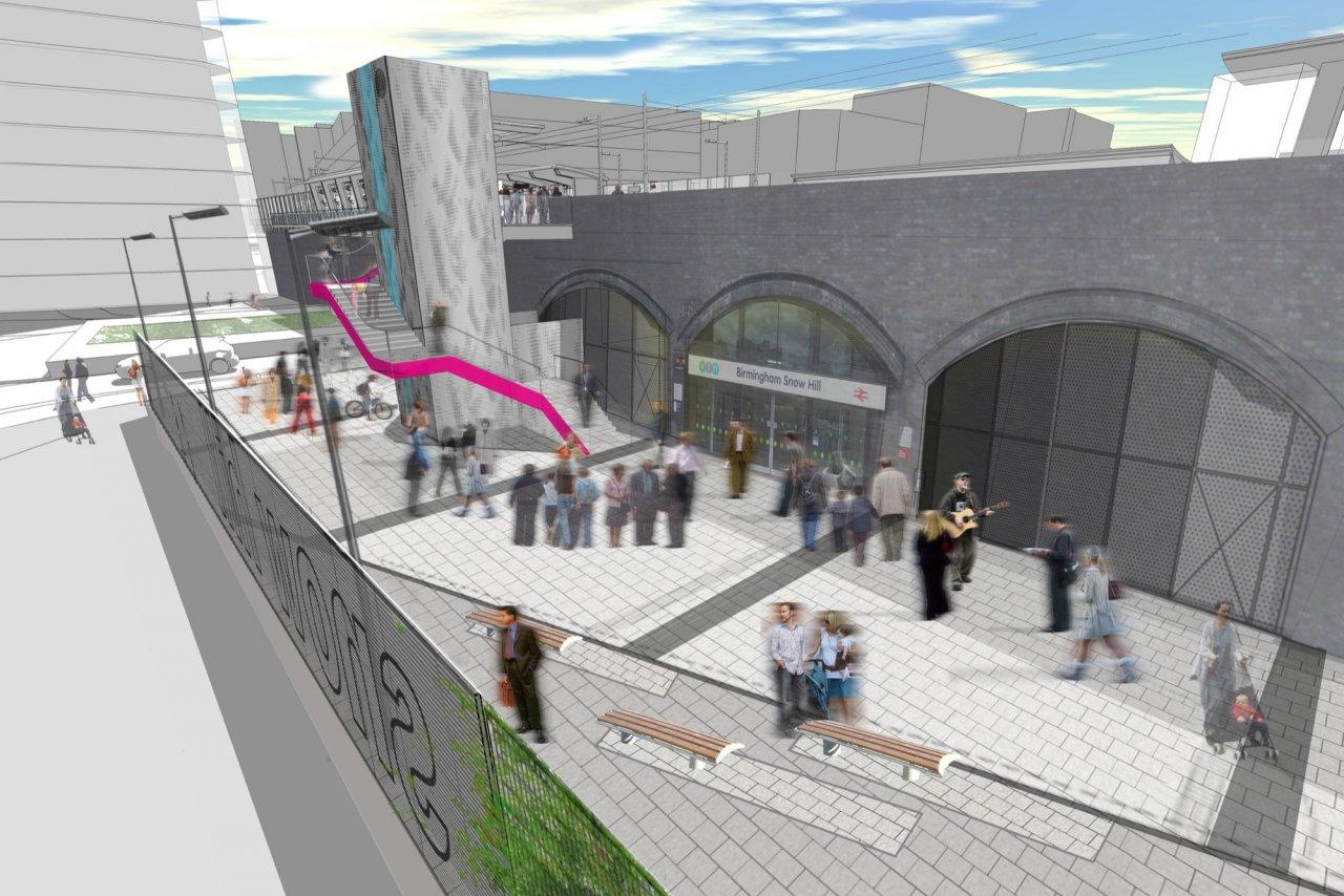 Centro Midland Metro