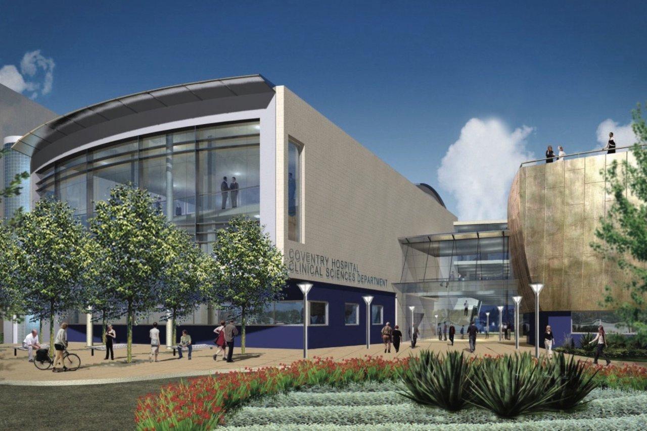 Coventry Hospital