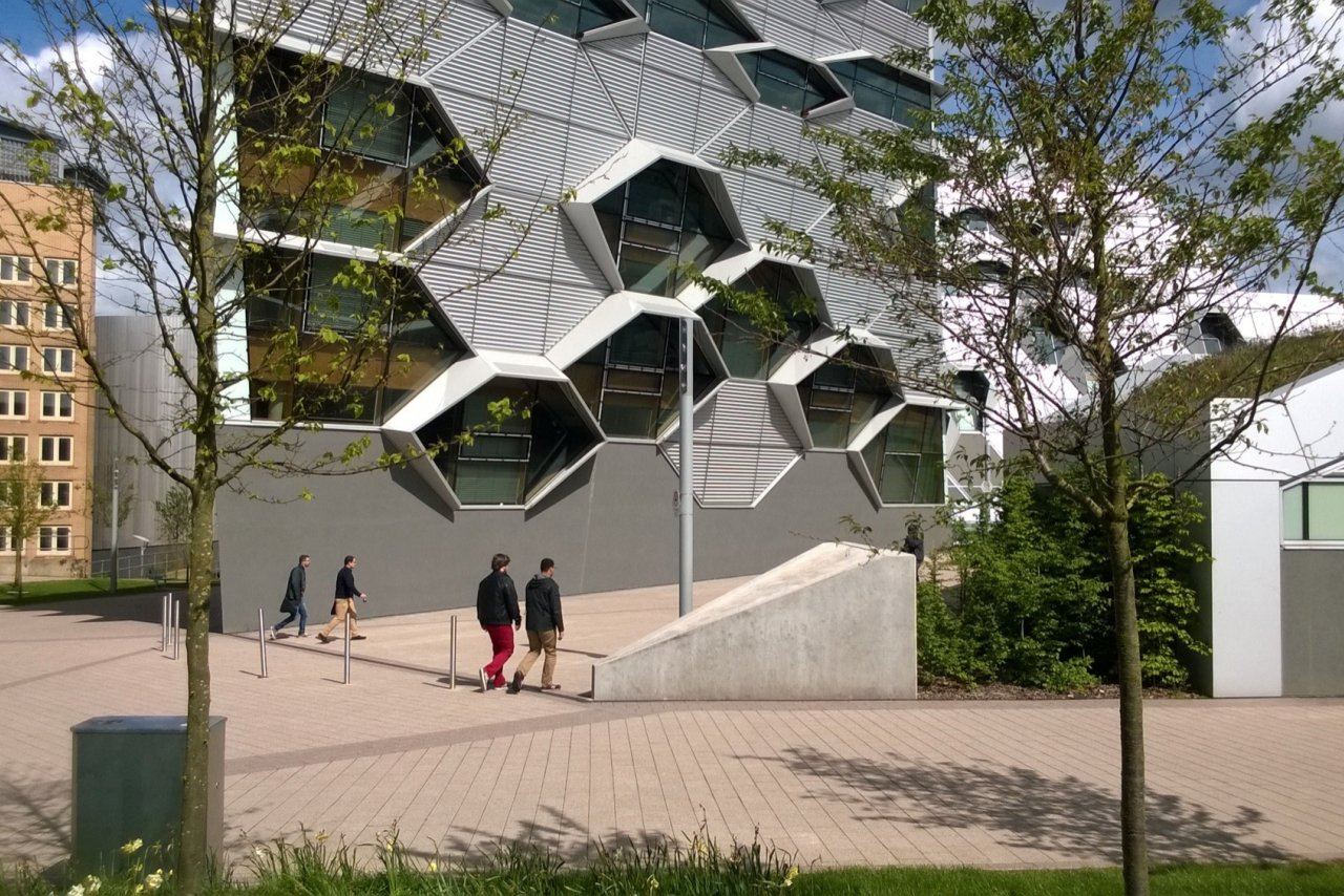 Coventry University, Faculty of Engineering and Computing