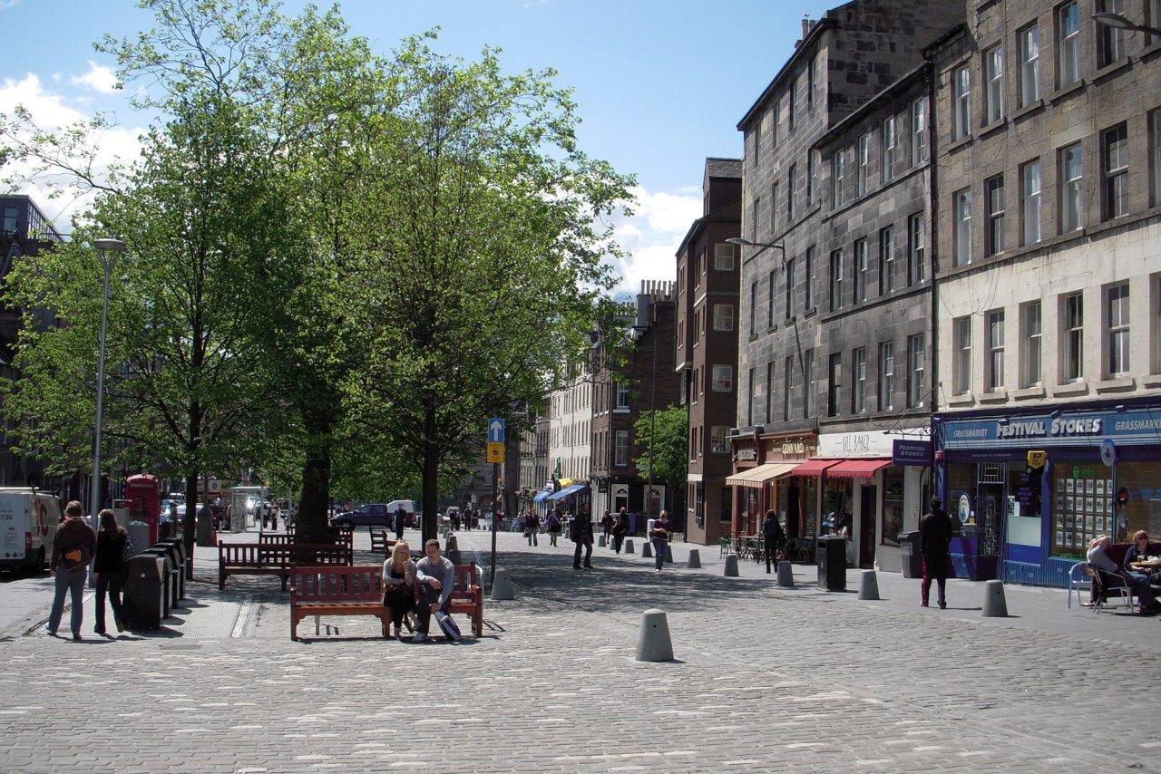 Edinburgh's Grassmarket