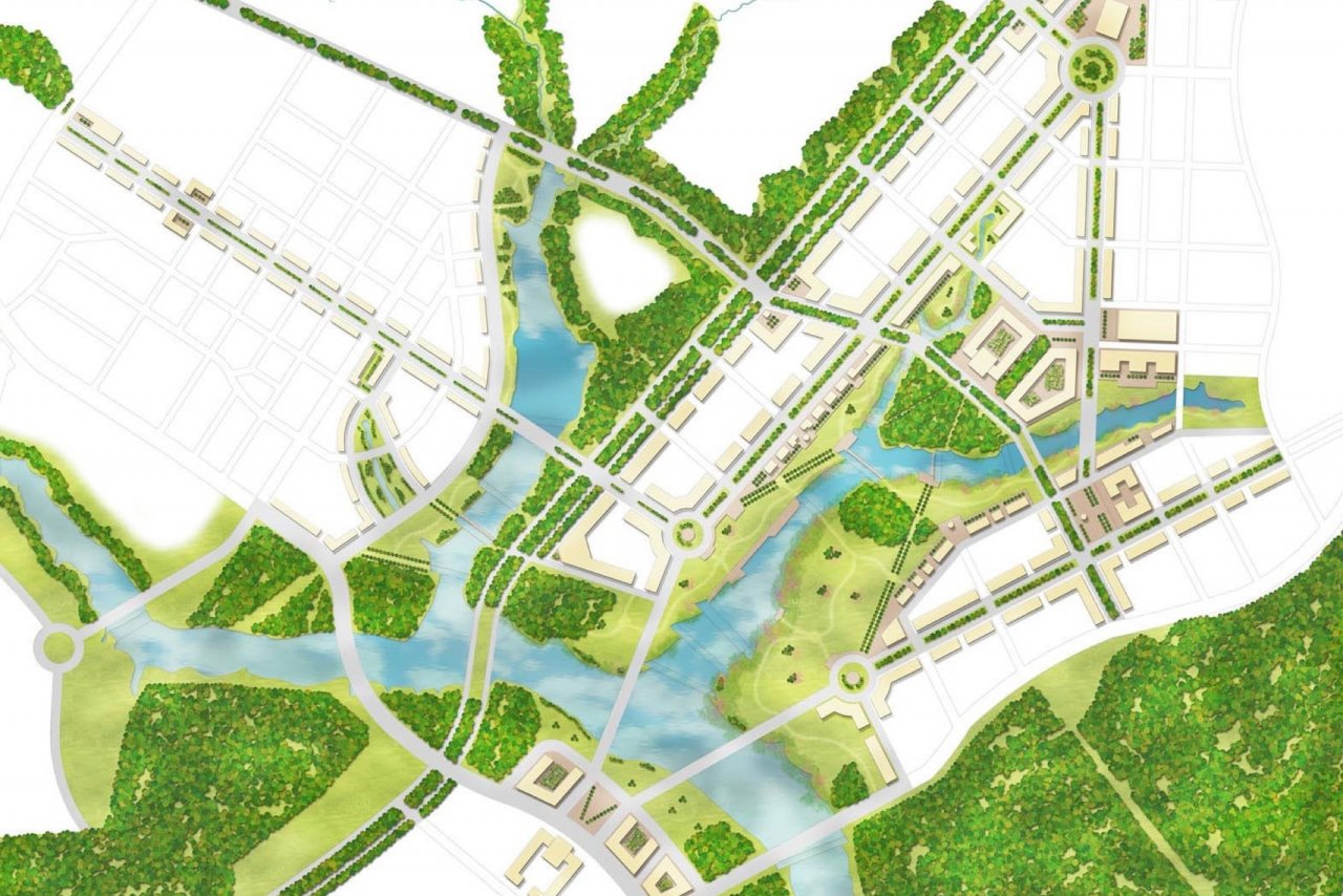 Moscow Expansion Masterplan