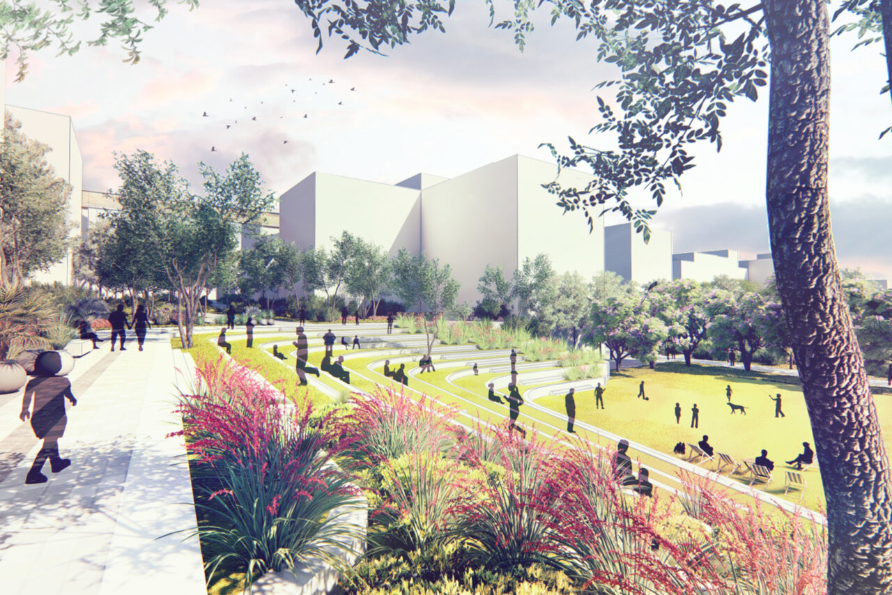 New Cairo Masterplan