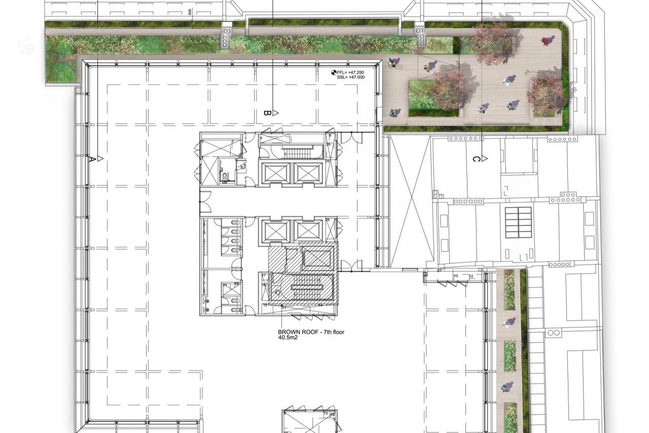 One New Burlington Place